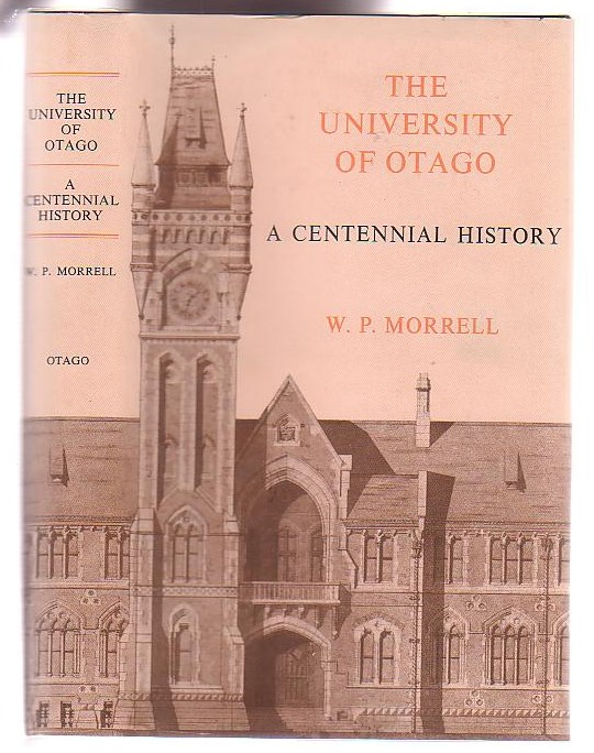 Image for The University of Otago: A Centennial History