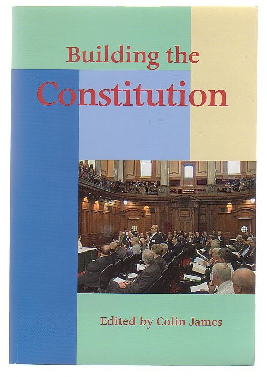 Image for Building the Constitution