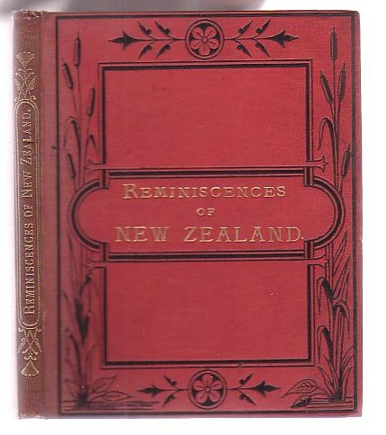 Image for Reminiscences of New Zealand