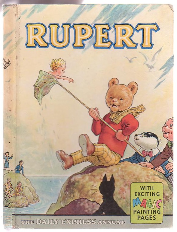 Image for Rupert Annual 1963