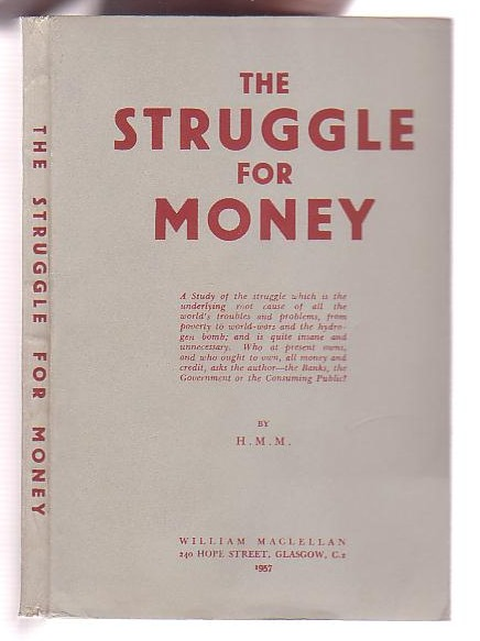 Image for The Struggle for Money