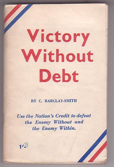 Image for Victory Without Debt