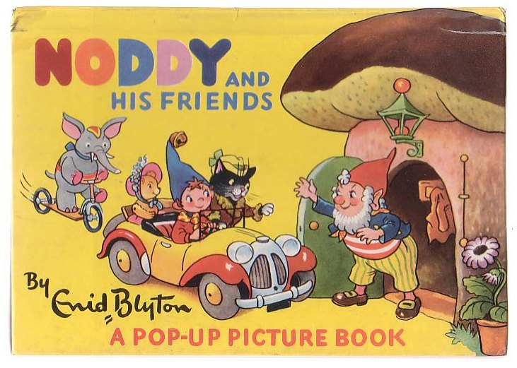 Image for Noddy and His Friends: A Pop-Up Picture Book