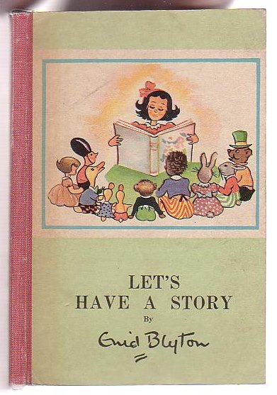 Let's Have A Story