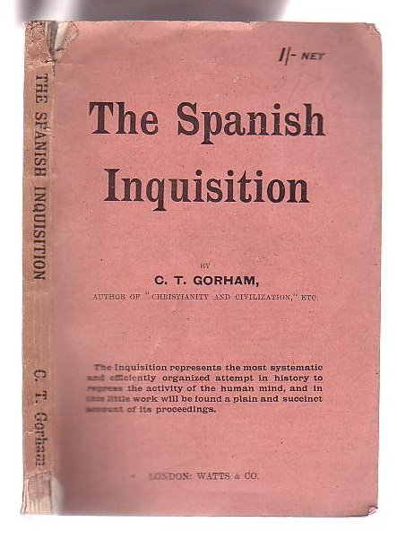 Image for The Spanish Inquisition