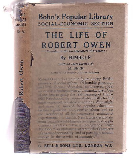 Image for The Life of Robert Owen