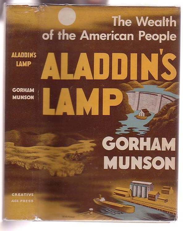 Image for Aladdin's Lamp: The Wealth of the American People