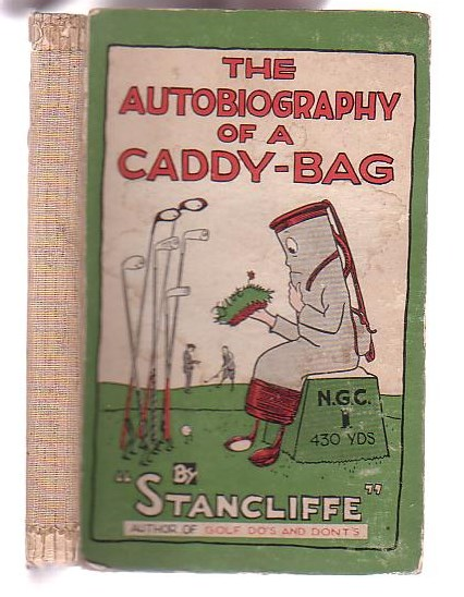 Image for The Autobiography of a Caddy-Bag