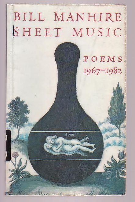Image for Sheet Music: Poems 1967-1982