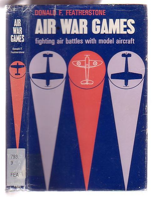 Image for Air War Games: Fighting Air Battles with Model Aircraft