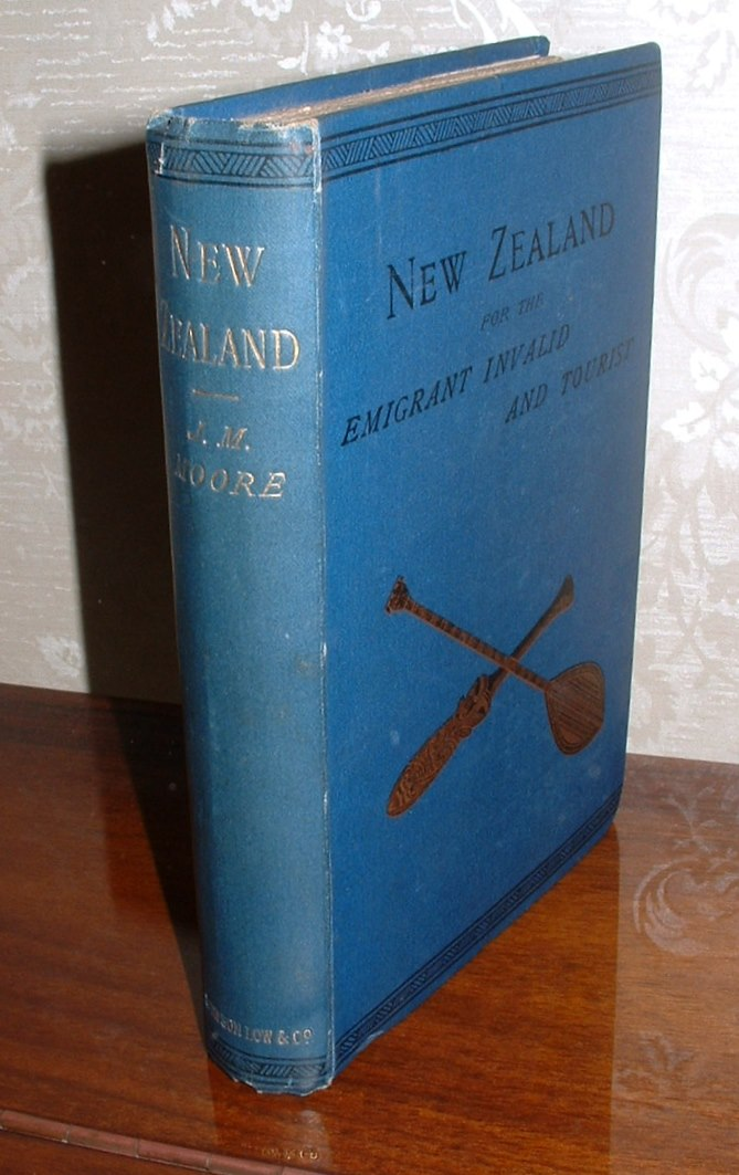 Image for New Zealand for the Emigrant, Invalid, and Tourist