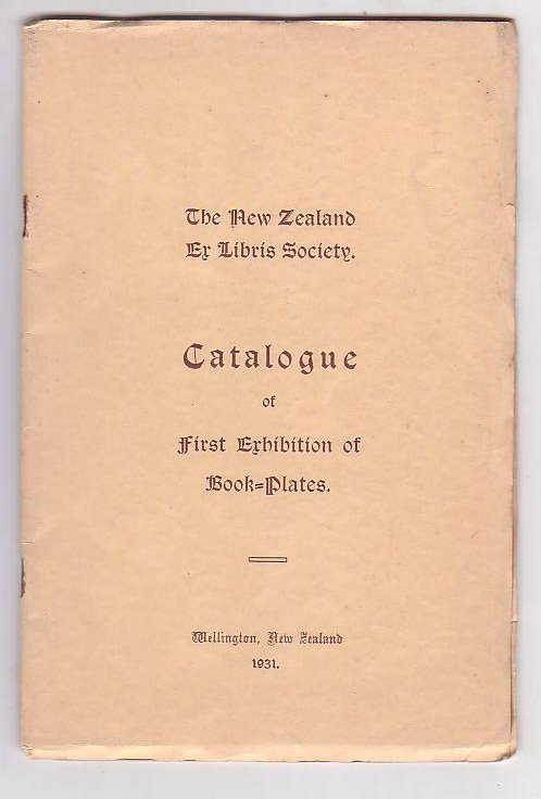 Image for Catalogue of Annual Exhibition of Book-Plates June, 1931