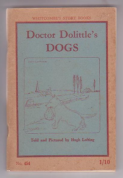 Image for Doctor Dolittle's Dogs