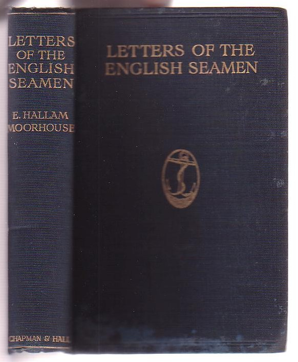 Image for Letters of the English Seamen: 1587-1808