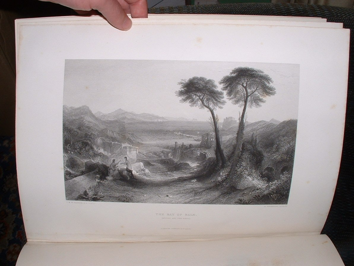 Image for The Turner Gallery [bound volume of 26 plates]