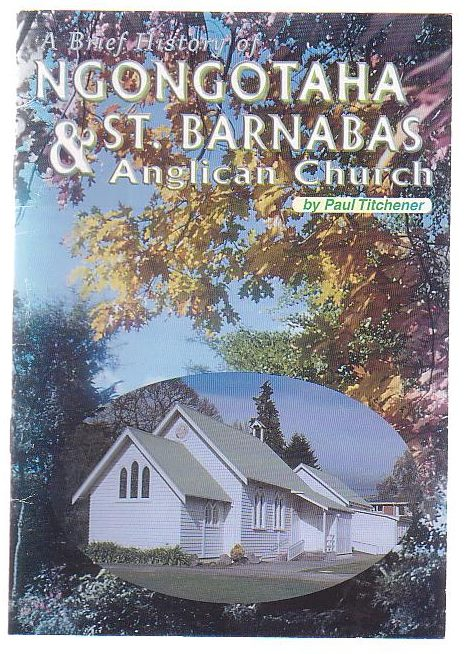 Image for A Brief History of Ngongotaha & St. Barnabas Anglican Church