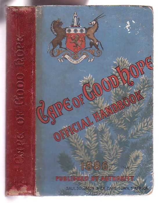 Image for Official Handbook. History, Productions, and Resources of the Cape of Good Hope.