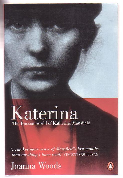 Image for Katerina: The Russian World of Katherine Mansfield