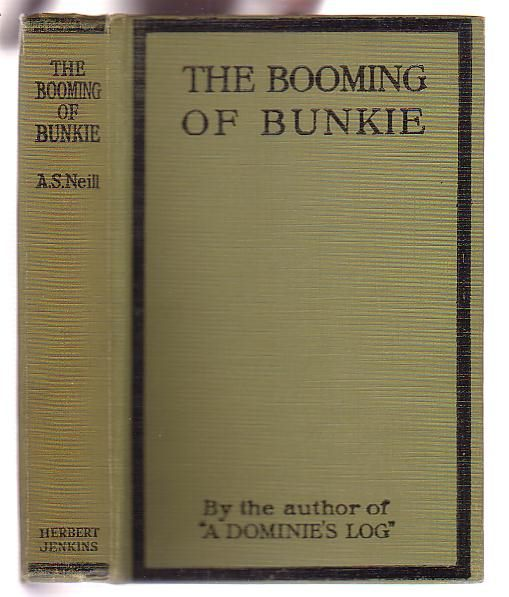 Image for The Booming of Bunkie