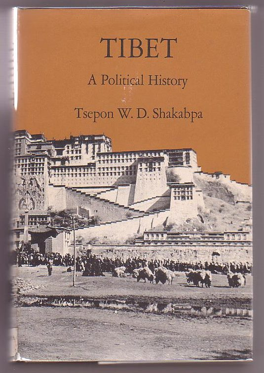 Image for Tibet: A Political History