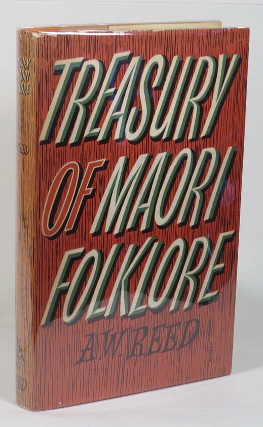 Image for Treasury of Maori Folklore
