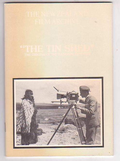 "Image for Number 1 ""The Tin Shed"": The Origins of the National Film Unit"