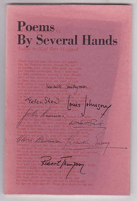 Image for Poems by Several Hands