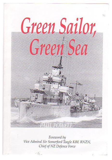 Image for Green Sailor, Green Sea