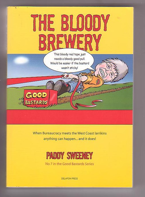 Image for The Bloody Brewery