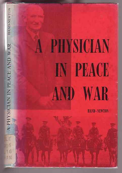 Image for A Physician in Peace and War