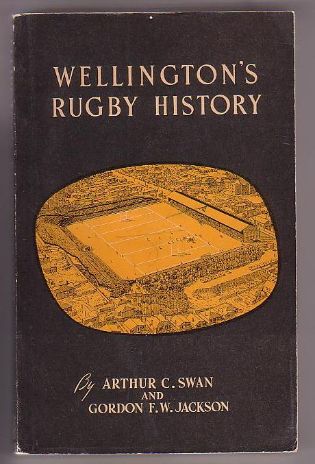 Image for Wellington's Rugby History