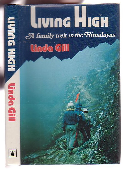 Image for Living High: A Family Trek in the Himalayas