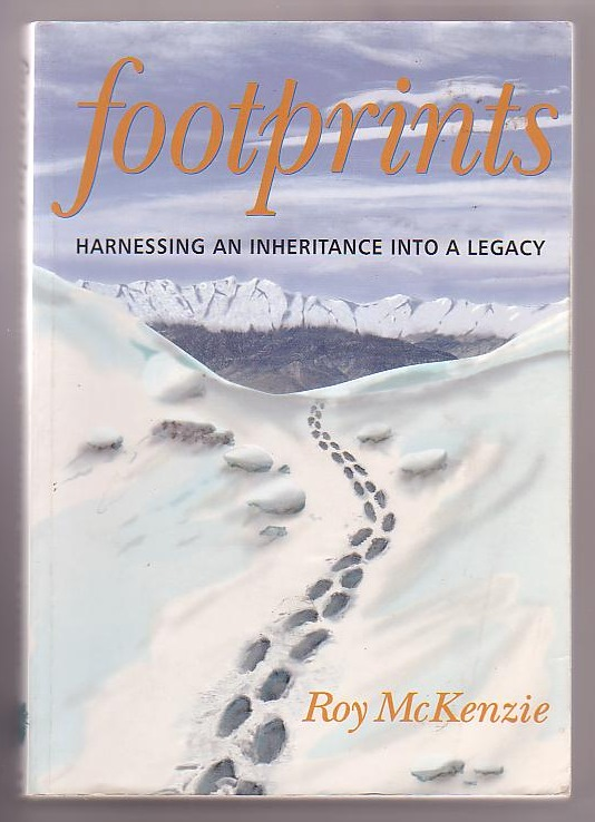 Image for Footprints: Harnessing an Inheritance into a Legacy