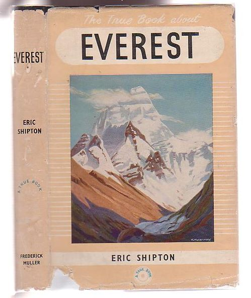 Image for The True Book About Everest