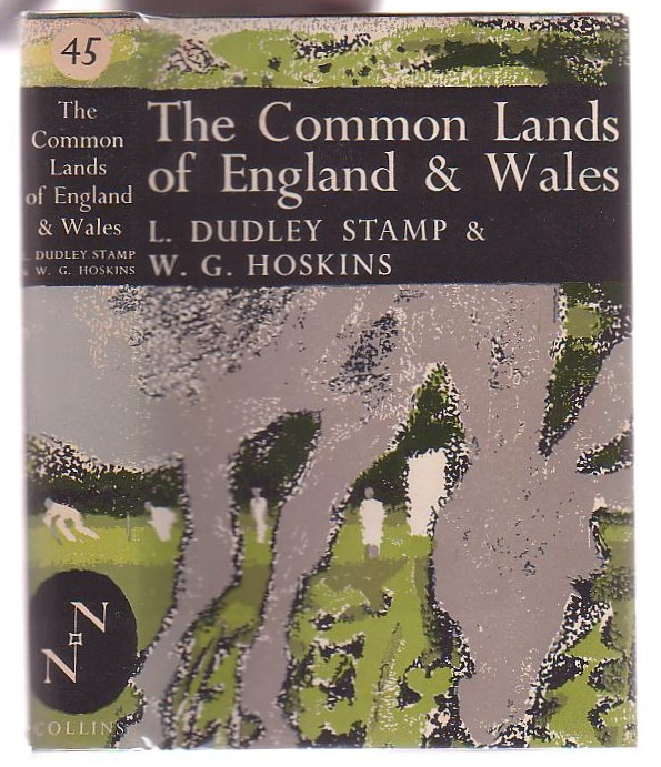 Image for The Common Lands of England & Wales