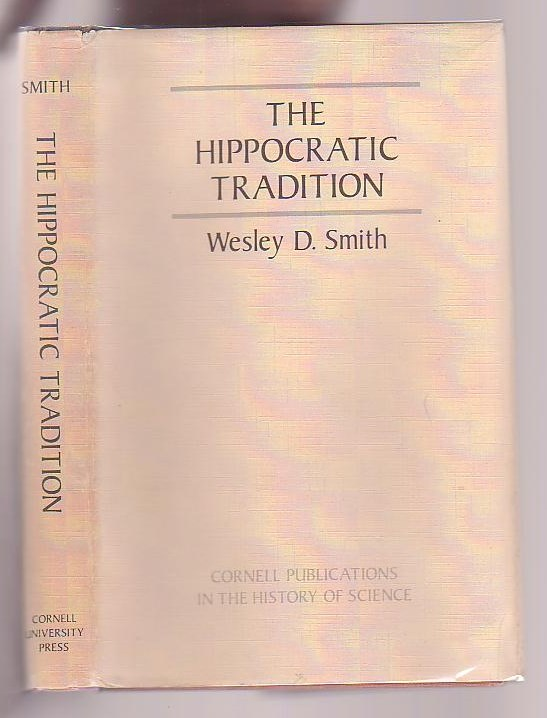 Image for The Hippocratic Tradition