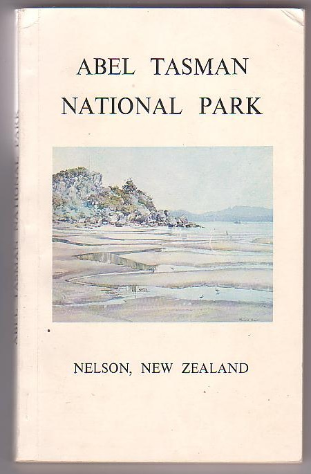 Image for Able Tasman National Park: A Handbook for Visitors