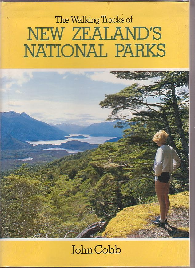 Image for The Walking Tracks of New Zealand's National Parks