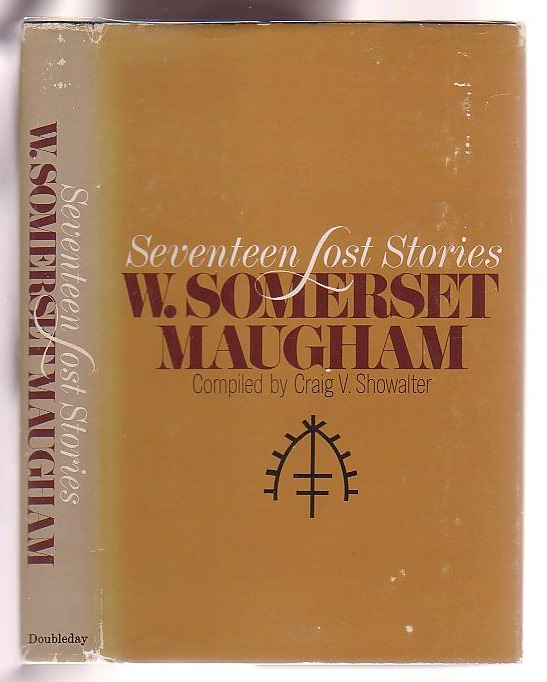 Image for Seventeen Lost Stories