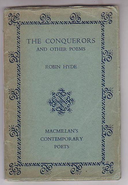 Image for The Conquerors and Other Poems