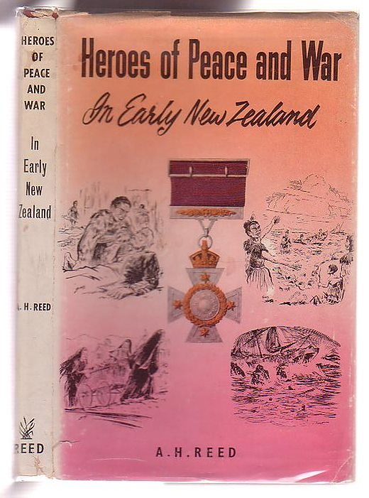 Image for Heroes of Peace and War in Early New Zealand