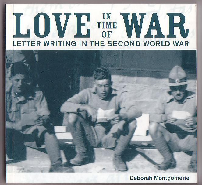 Image for Love in Time of War: Letter Writing in the Second World War
