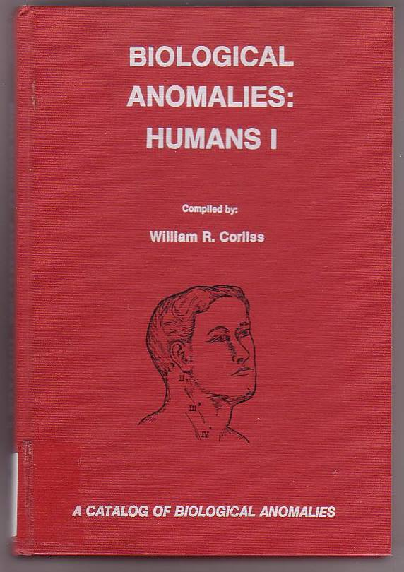 Image for Biological Anomalies: Humans I