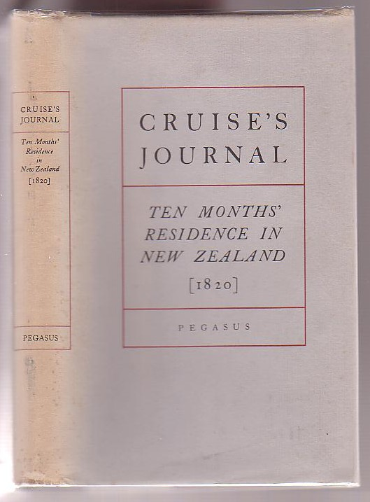 Image for Journal of a Ten Months' Residence in New Zealand [1820]