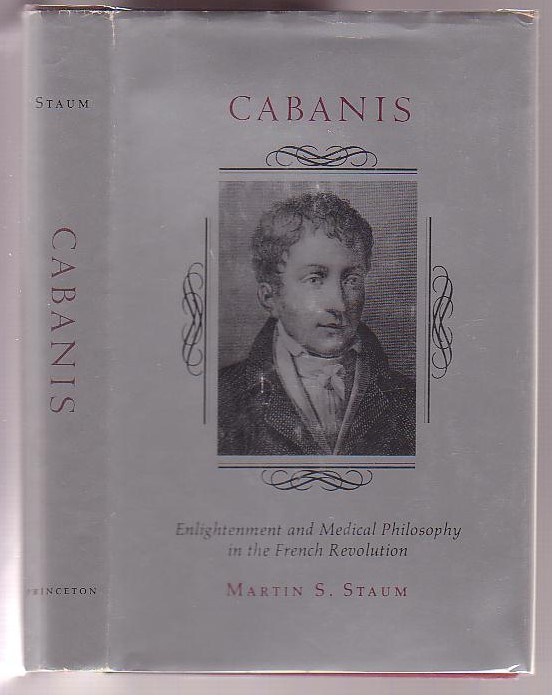 Image for Cabanis: Enlightenment and Medical Philosophy in the French Revolution