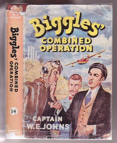 Image for Biggles' Combined Operation