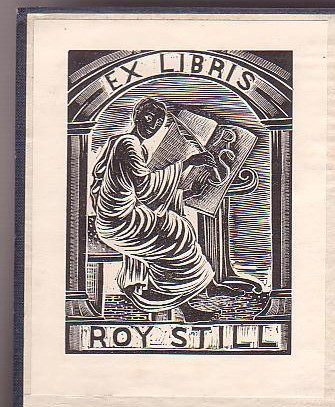 Image for [Ex-libris bookplate]