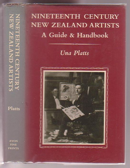 Image for Nineteenth Century New Zealand Artists A Guide And Handbook