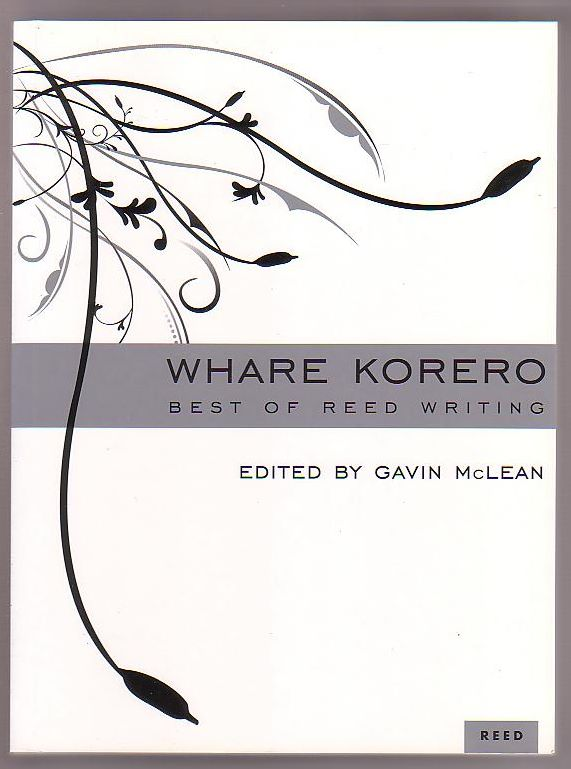 Image for Whare Korero: Best of Reed Writing