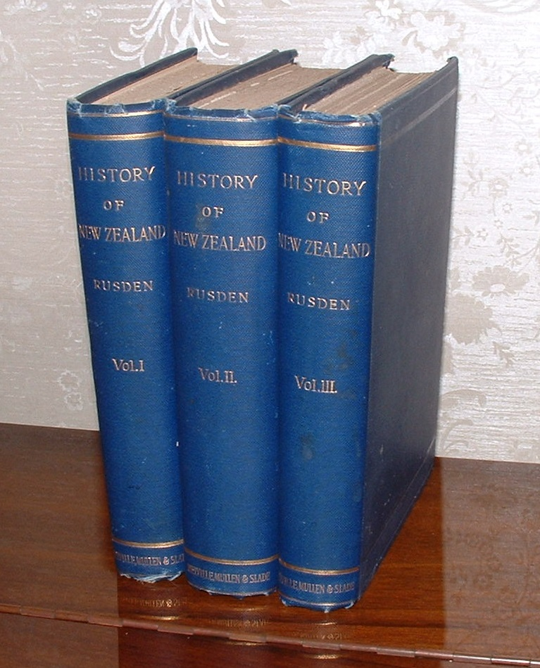 Image for History of New Zealand. In Three Volumes.